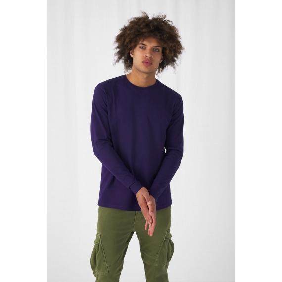 B&C #E190 LSL unisex t-krekls