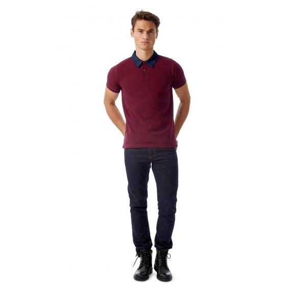 B&C DNM Forward /men vīriešu polo krekls