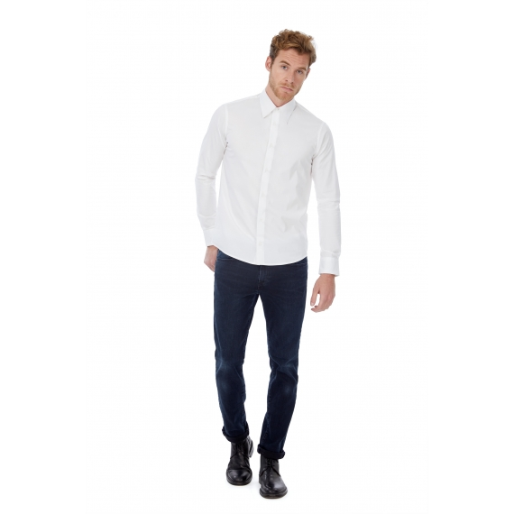 B&C London vīriešu krekls