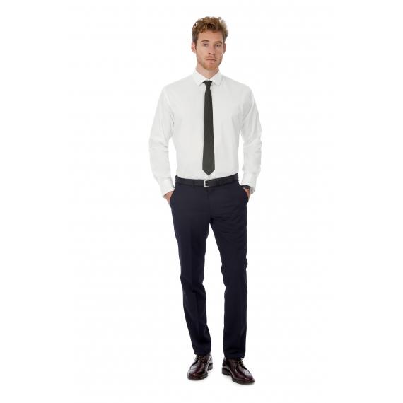 B&C Black Tie LSL /men vīriešu krekls