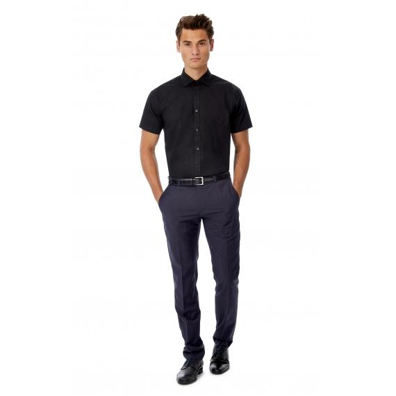 B&C Black Tie SSL /men vīriešu krekls