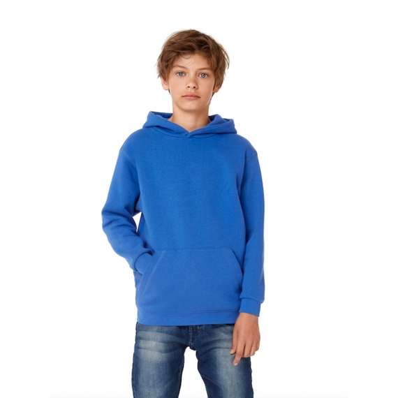 B&C Hooded /kids bērnu svīteris