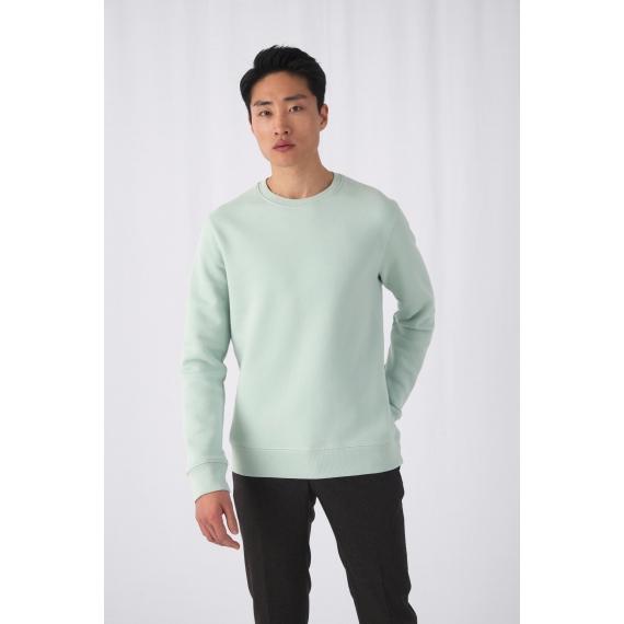 B&C KING Crew Neck vīriešu džemperis