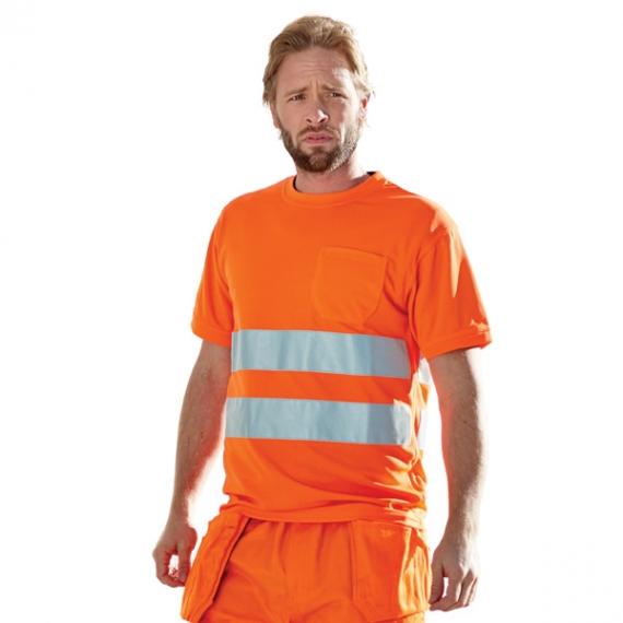 C185 Neon t-krekls ar atstarotājiem