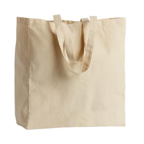 ID 1510 Kokvilnas iepirkumu maisiņš