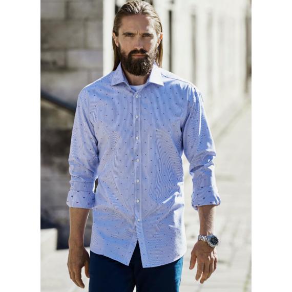 ID 0274 Exclusive Non Iron vīriešu krekls