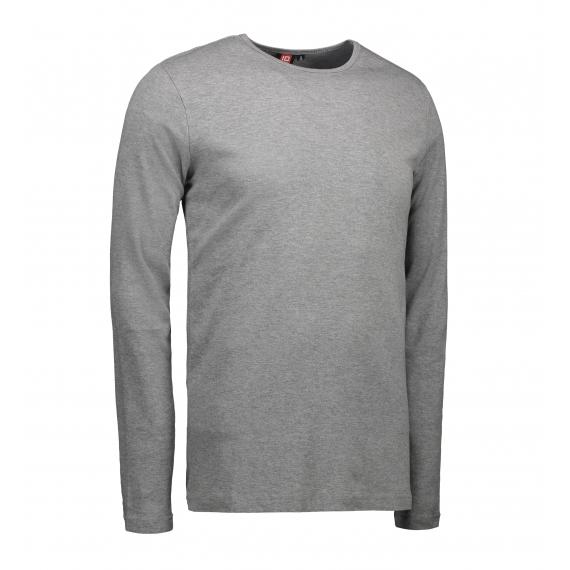 ID 0518 Interlock LSL vīriešu t-krekls