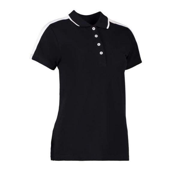 ID 0531 Contrast sieviešu polo krekls
