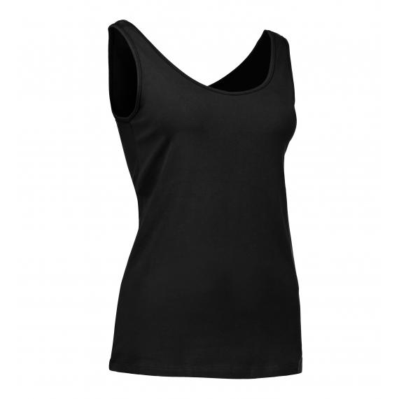 ID 0592 Stretch Top sieviešu t-krekls