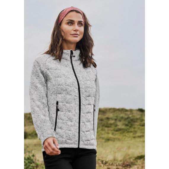 ID 0827 Quilted fleece sieviešu jaka