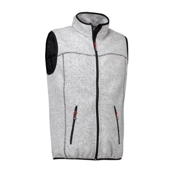 ID 0864 Knit Fleece vīriešu veste