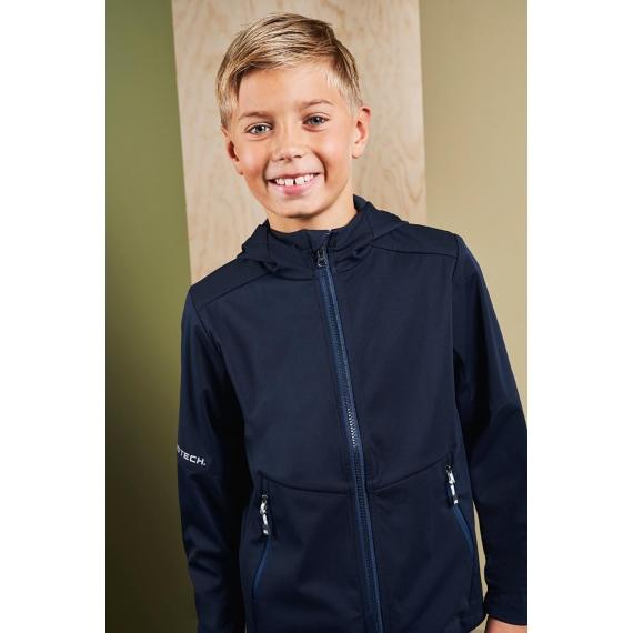 ID 40836 Lightweight Softshell bērnu jaka