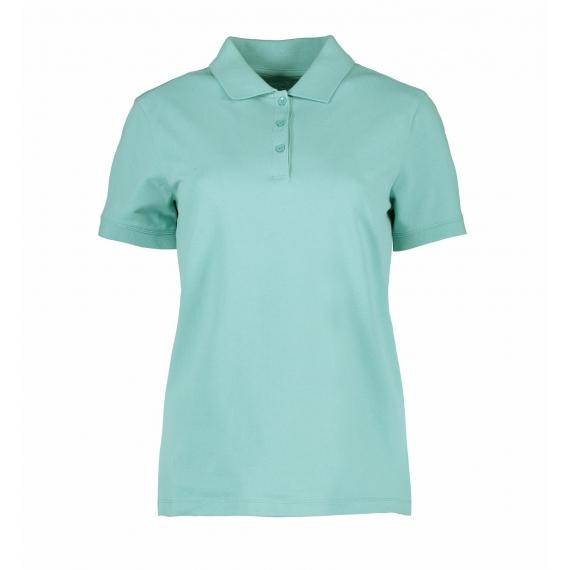 ID 0587 Organic sieviešu polo krekls