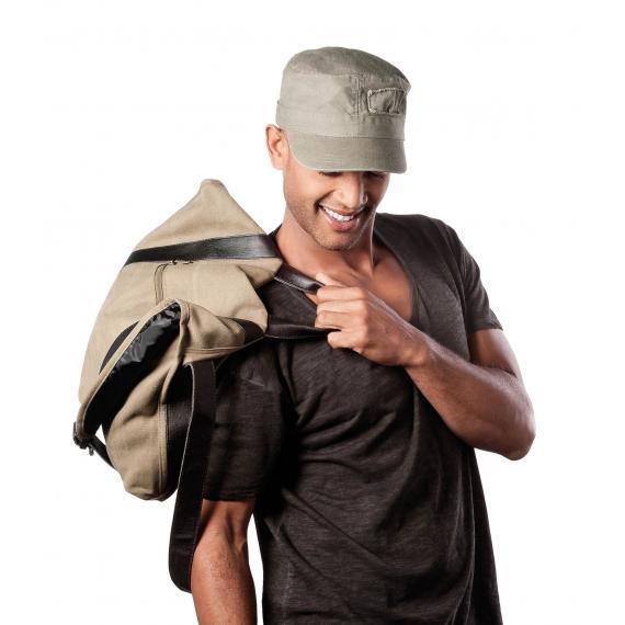 KP050 Cuba unisex cepure ar nagu