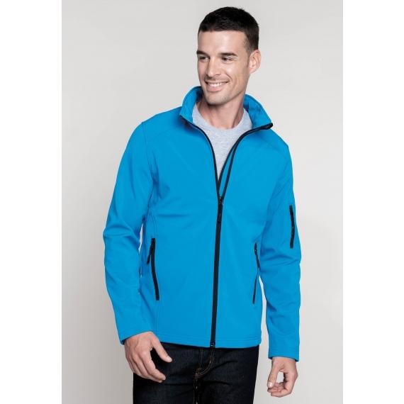 K401 Softshell vīriešu jaka