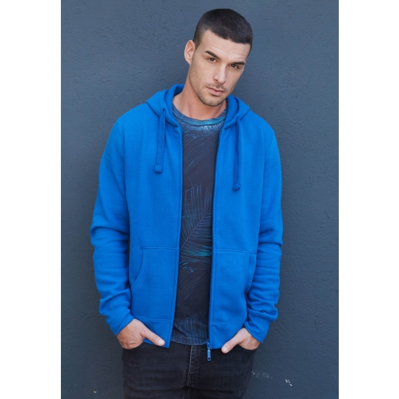 K454 Hooded vīriešu jaka