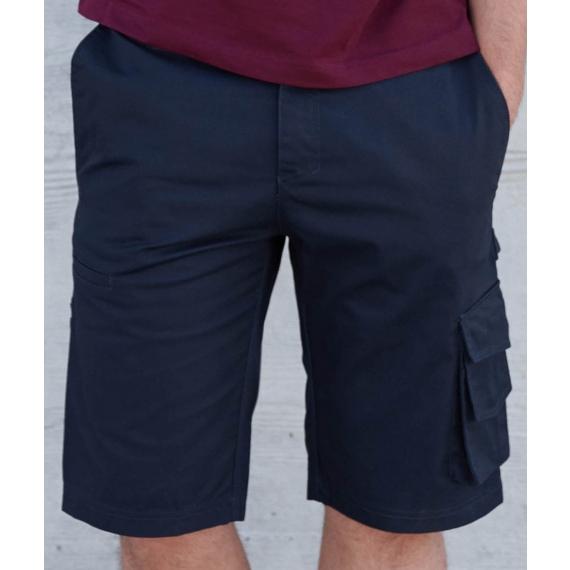 K763 Multi Pocket darba šorti