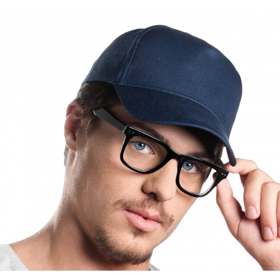 KP116 Cotton unisex cepure ar nagu
