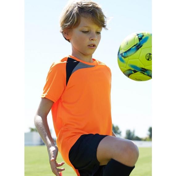 PA437 Jerseys bērnu t-krekls sportam