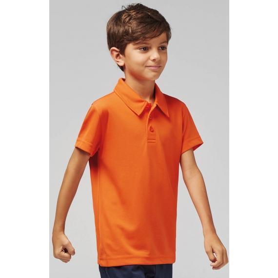 PA484 Cool Plus bērnu polo krekls