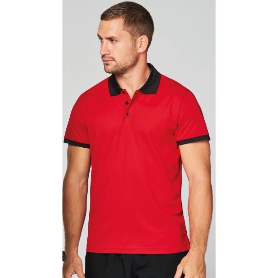 PA489 Cool Plus vīriešu sporta polo krekls