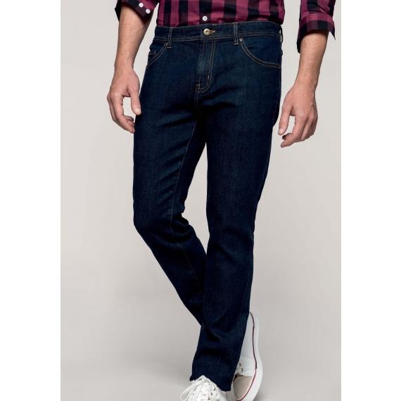 K742 Basic vīriešu džinsi