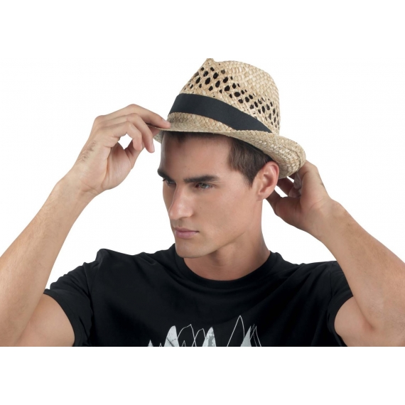 KP613 Panama pīta salmu cepure