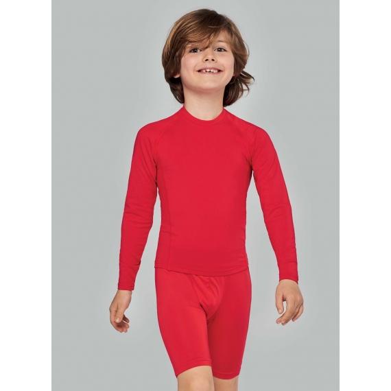 PA006 Secon Skin bērnu LSL t-krekls