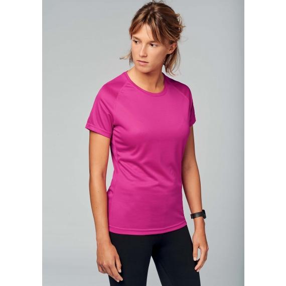PA439 Crew neck sieviešu t-krekls sportam