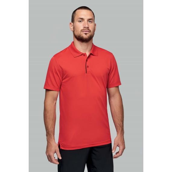 PA485 Unisex sporta polo krekls