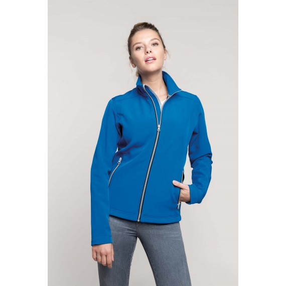 K425 Softshell sieviešu jaka