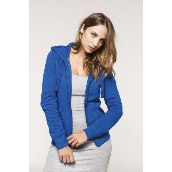 K464 Hooded sieviešu jaka