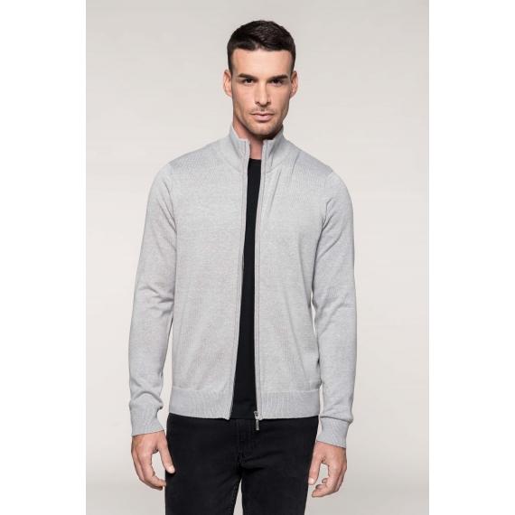 K961 Cardigan vīriešu jaka