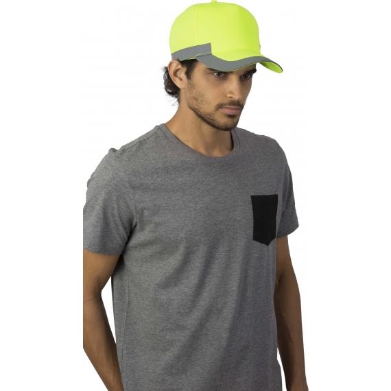 KP123 Neon unisex cepure ar nagu