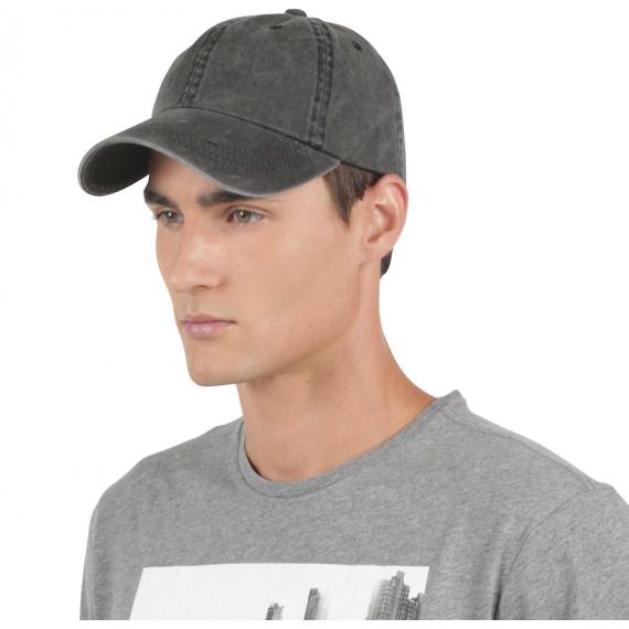 KP165 Vintage unisex cepure ar nagu