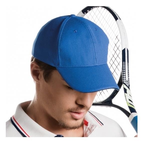 KP207 Sports unisex cepure ar nagu