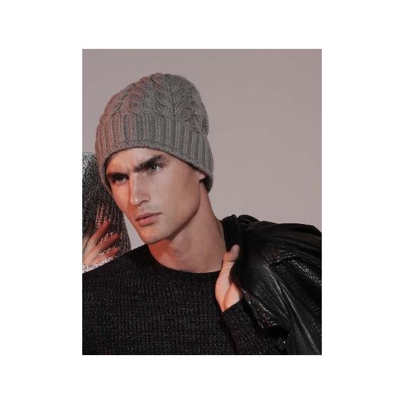 KP527 Cable adīta unisex cepure