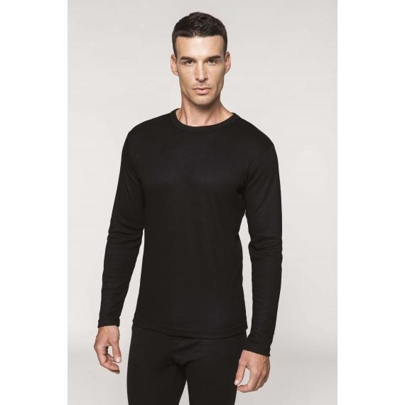 K801 Termal LSL vīriešu t-krekls