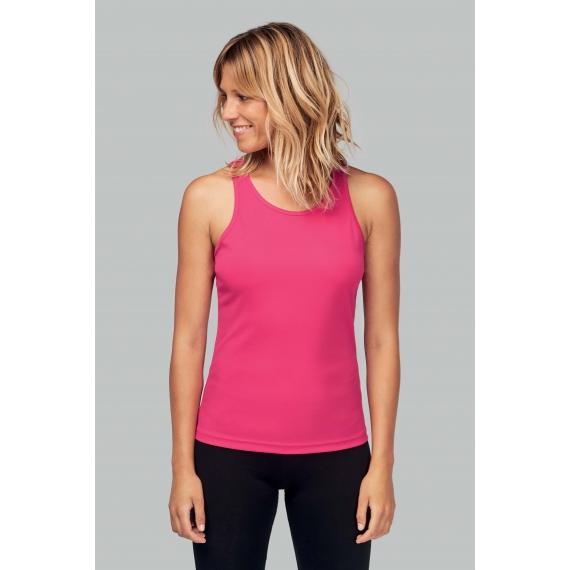 PA442 Vest sieviešu t-krekls sportam