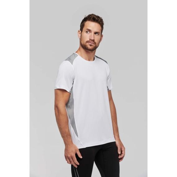 PA478 Two-Tone unisex t-krekls sportam