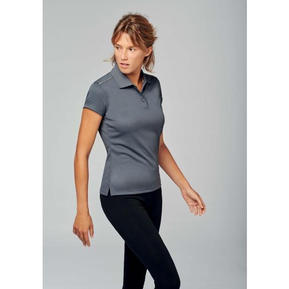 PA481 Interlock sieviešu polo krekls