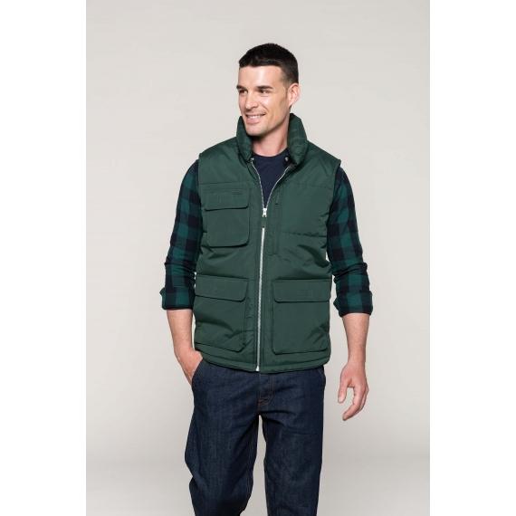 K615 Quilted veste