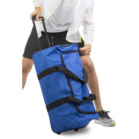 KI0812 Sporta soma ar riteņiem