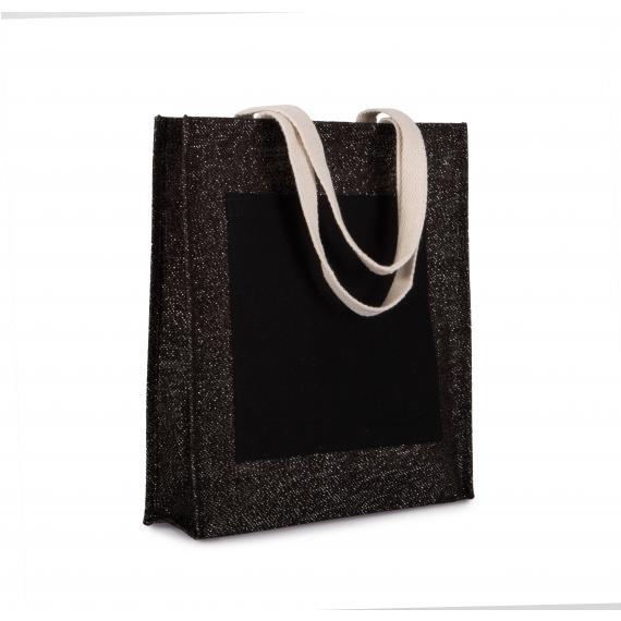 KI0221 Jute iepirkumu maisiņš