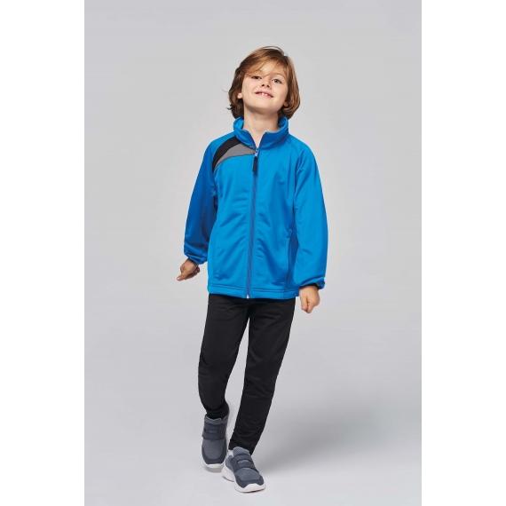 PA307 Bērnu treniņtērpa jaka