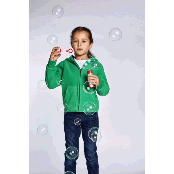 PD 798 Hooded bērnu flīsa jaka