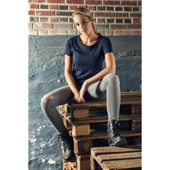 PD 3005 Premium-T sieviešu t-krekls