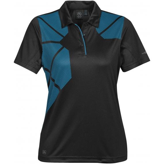 OPX-1W Prism Performance sieviešu polo krekls