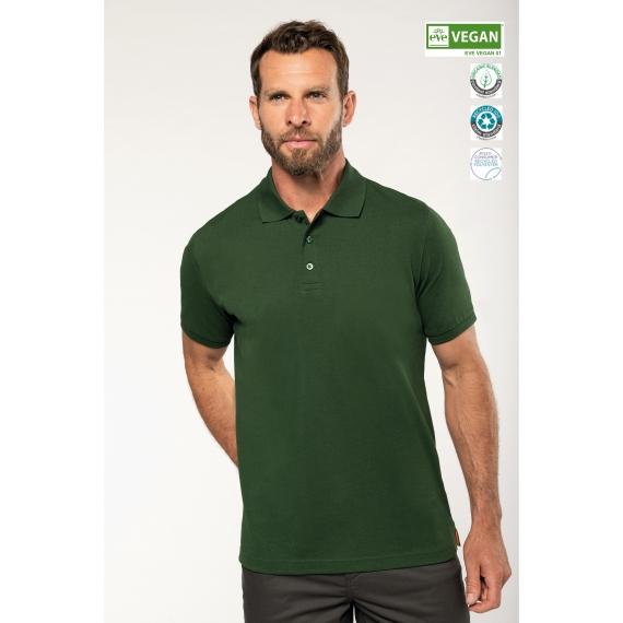 WK207 Eco-Friendly vīriešu polo krekls