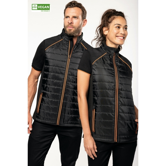 WK606 Dual-fabric DayToDay unisex veste